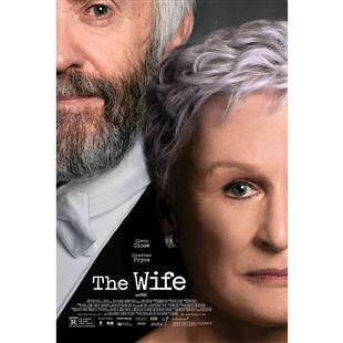 "Per la rassegna ""Cinema d'essai"" il film ""The wife"" di Bjorn Runge"