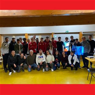 Juniores e allievi del Maranello Calcio incontrano i volontari di Avis